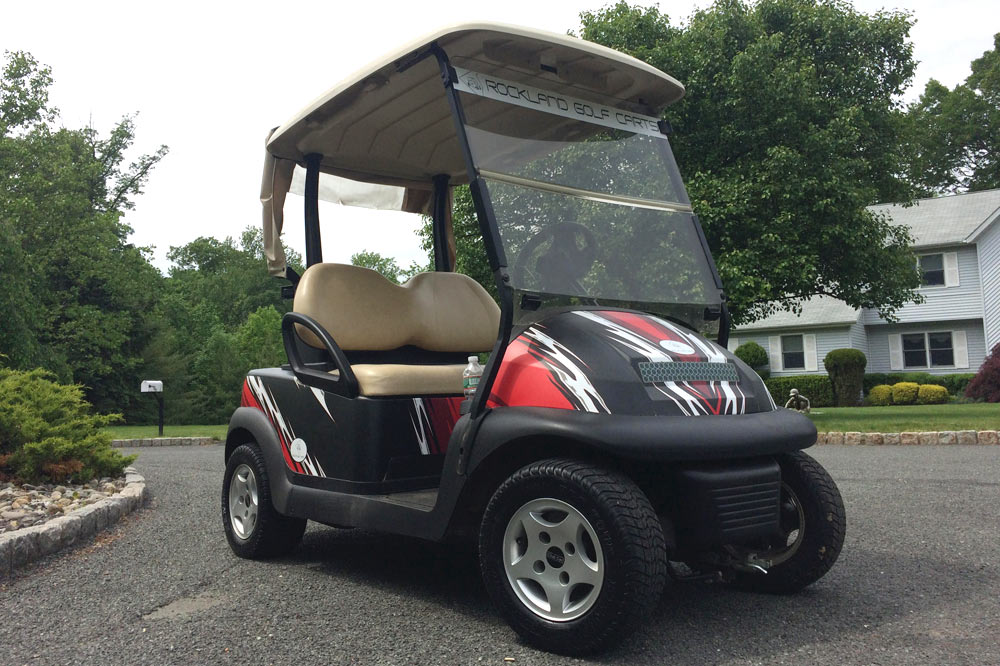 Golf Cart Customization