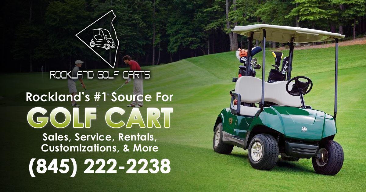 Rentals Rockland Golf Carts